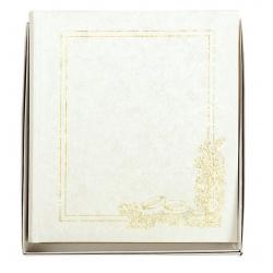 Svatební fotoalbum 36x36/80s. TRADITIONAL WEDDING
