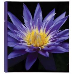 Klasické fotoalbum Botanics 29x32/100s. modré
