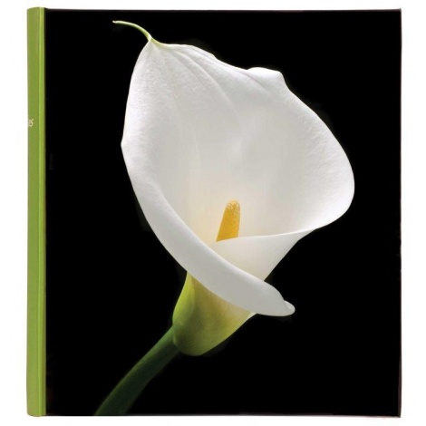 Klasické fotoalbum Botanics 29x32/100s. zelená