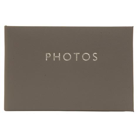 Fotoalbum 10x15/36 contemporary classic šedé