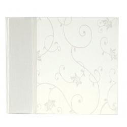 Kniha hostů Silk Occasions 21x25cm