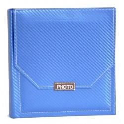Fotoalbum 10x15/200 foto Photobag modré