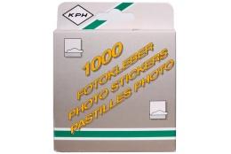 KPH fotopodlepky 1000ks oboustrané lepící štítky