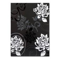 Fotoalbum 10x15/300 Black White černé