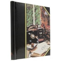 Samolepící fotoalbum 23x28/40s. RETRO telefón