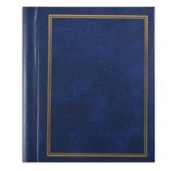 Samolepící fotoalbum 23x28/60s. CLASSIC modré