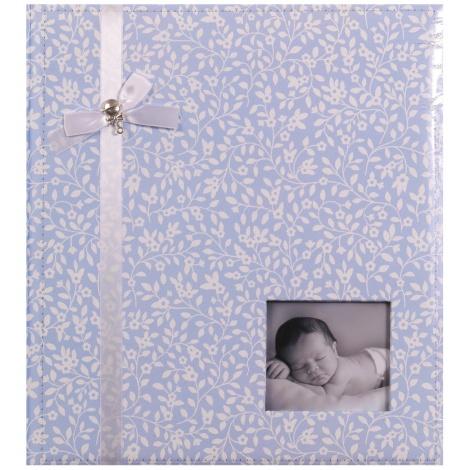 Dětské fotoalbum na růžky MY LIFE modré