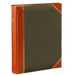 fotoalbum 10x15/300 DUO LEATHERETTE zelené