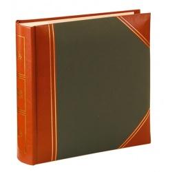 Fotoalbum 10x15/200 DUO LEATHERETTE zelené