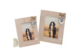 Dřevěný fotorámeček 10x15 PASSION