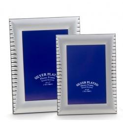 Stříbrný fotorámeček BERN 10x15