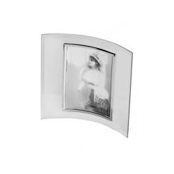 Skleněný fotorámeček VERONA 10x15 stříbrný