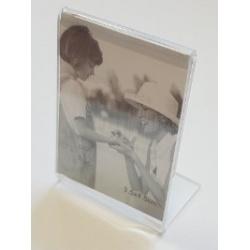 Akrylový fotorámeček NAPOLI 3,5x4,5cm