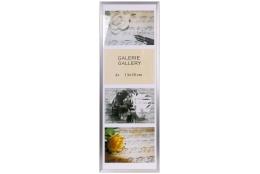 GALERIE TIMELESS 4 foto 13x18 stříbrná