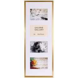 GALERIE TIMELESS 4 foto 10x15 champagne