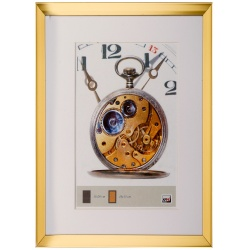 Fotorámeček TIMELESS 13x18 zlatý