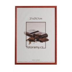 Dřevěný fotorámeček DR001K 9x13 03