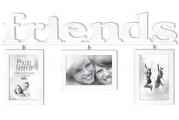 Fotorámeček na více foto Friends 3-10x15