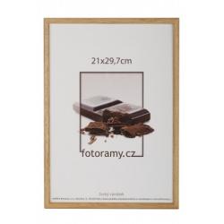 Dřevěný fotorámeček DR001K 20x30 06
