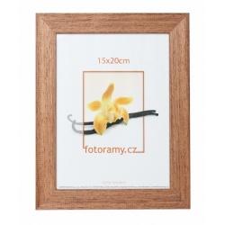 Dřevěný fotorámeček DR011K 9x13 02