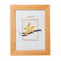 Dřevěný fotorámeček DR011K 21x30 A4 05
