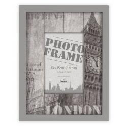 Dřevěný rámeček 10*15 Cosmopolitan London