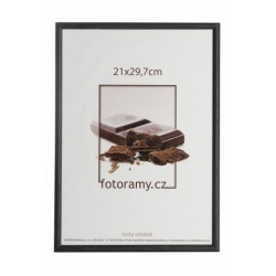 Dřevěný fotorámeček DR0C1K 20x30 C1 černý