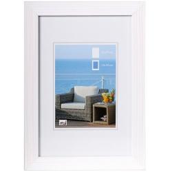 Dřevěný fotorámeček HR-23 13x18 bílá