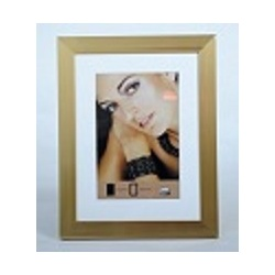 Fotorámeček 21x29,7 DIN A4 LADY STYLE zlatý