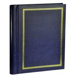 Samolepící fotoalbum CLASSIC 60 stran modré