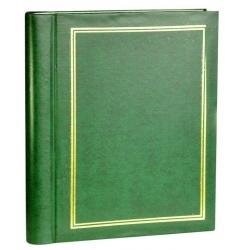 Samolepící fotoalbum CLASSIC 60 stran zelené
