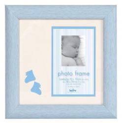 Dětský fotorámeček Baby Bright 10x15 modrý