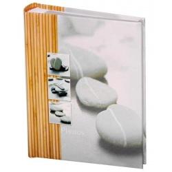 Fotoalbum 10x15/200 fotek STONES šedé