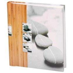 Samolepící fotoalbum 60 stran STONES kameny