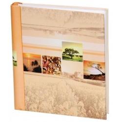 Samolepící fotoalbum 60 stran STONES podzim