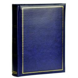 Fotoalbum 9x13/300 fotek CLASSIC modré