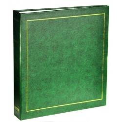 Samolepící fotoalbum 100stran CLASSIC zelené