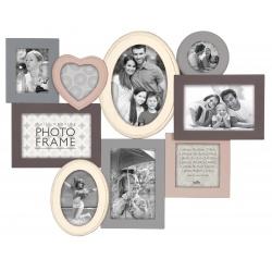 Stylový retro fotorámeček na více foto