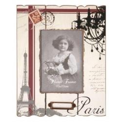 Dřevěný fotorámeček PARIS 10x15cm