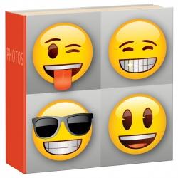 Fotoalbum 10x15/200 Emoji Quatro