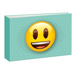 Fotoalbum 10x15/36 Emoji Smiley