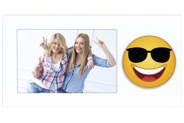 Fotorámeček Emoji Style 10x15 brýle
