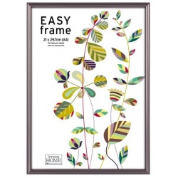 Kouřový fotorámeček 21x29,7cm/A4 EASY Frame