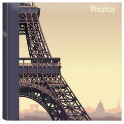 Fotoalbum 10x15/200 foto ICONIC CITIES s popisem Eiffelovka