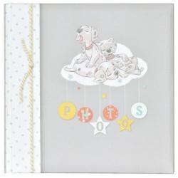 Klasické dětské fotoalbum 25x25/60s. Disney Baby 101 dalmatinů