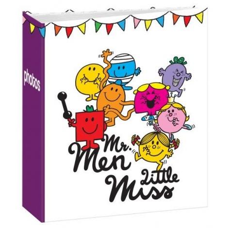 Dětské fotoalbum 13x18/102 Mr. Men and Little Miss Všichni