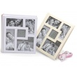 Svatební fotoalbum 13x18/200 pop AMORE zlaté
