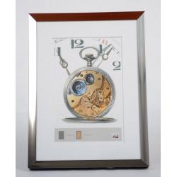 Fotorámeček TIMELESS 10x15 ocelový-stahl