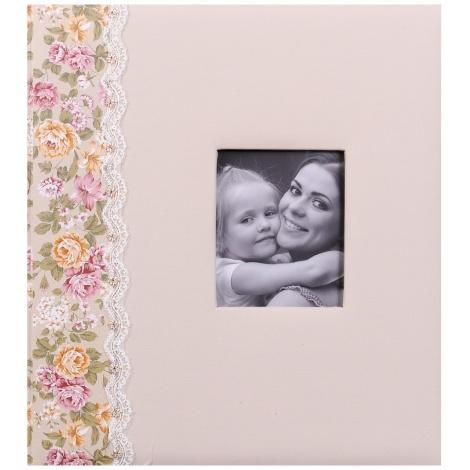 Dětské fotoalbum na růžky SURPRISE krémové