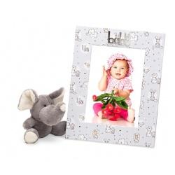 Dětský fotorámeček BABY´s DREAM 13x18 šedý